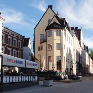 boka hotell i Visby