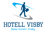 logotyp Hotell Visby